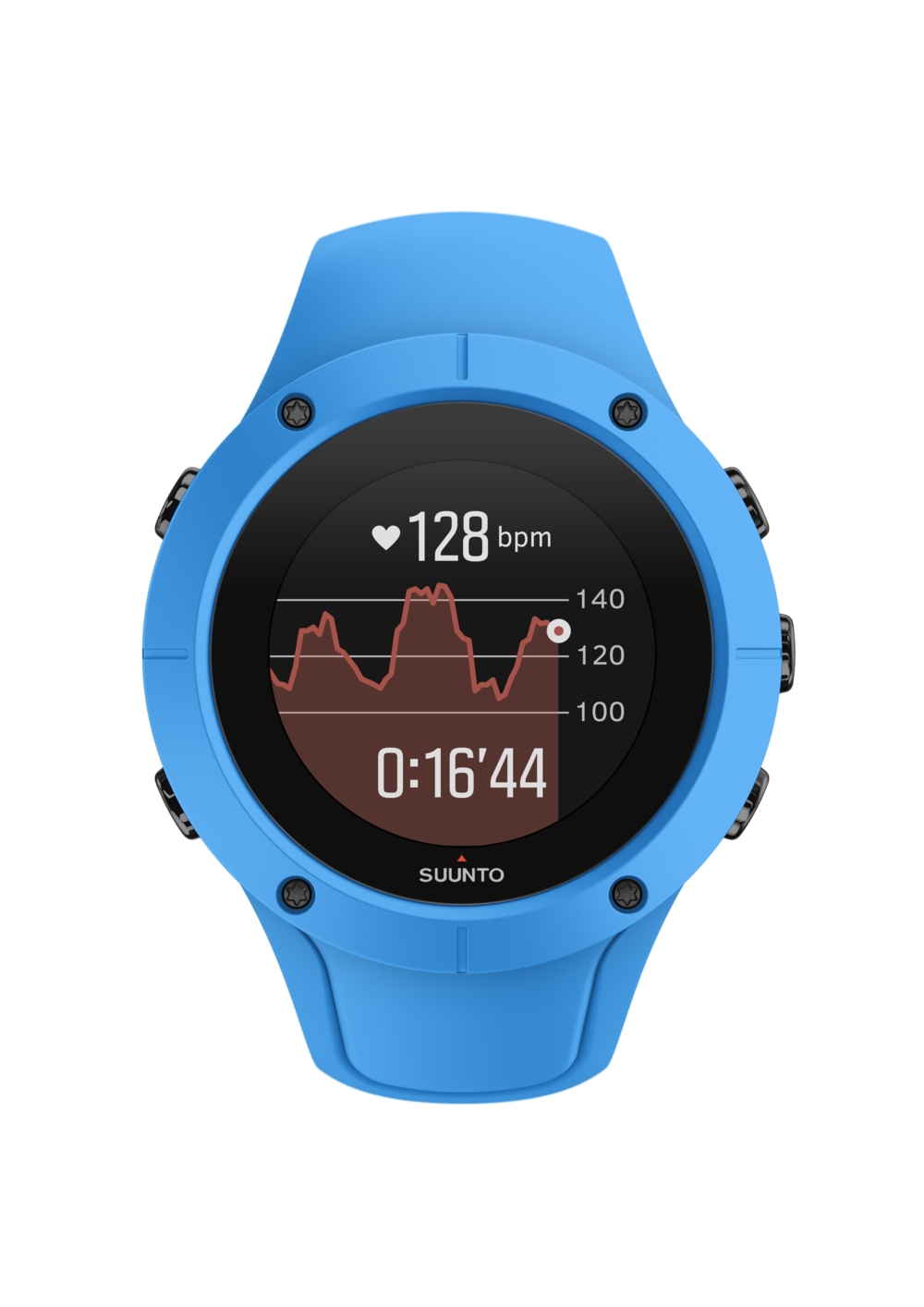 SS023002000 - SPARTAN - Trainer Wrist HR Blue - Front View_TR-Running-basic-HRgraph.png