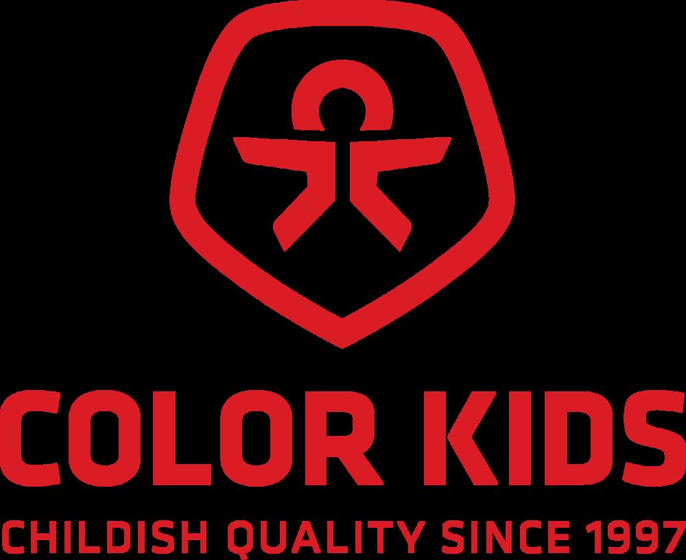 COLOR KIDS   Датската марка Color Kids е новото попълнение в марките на Sport Box. Създадена в Брондерслев през 1997 г. в северната част на Дания. Детските дрешки, които марката предлага, са цветни, весели и предпазват мъниците от лошото време безкомпромисно.  Вдъхновени от мястото на което живеят Северен Ютланд, където вятърът е груб и замръзващо студен и дъждът вали дни наред, Color Kids вярват в магията на цветовете и тяхната невероятна възможност да предизвикват чувстава и усещания. Цветовете изглежда говорят на авантюристичен език. Ето защо цветовете, шаблоните и графиките играят важна роля в дизайна на COLOR KIDS. С качество, функционалност и иновативни материали създават модерен и съвременен дизайн изпълен с цветове.