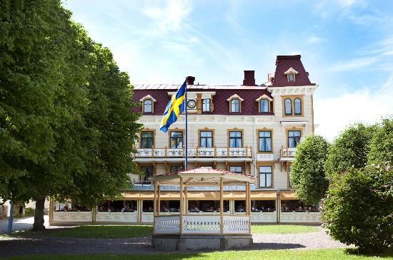 Grand Hotel Marstrand, anno 1892