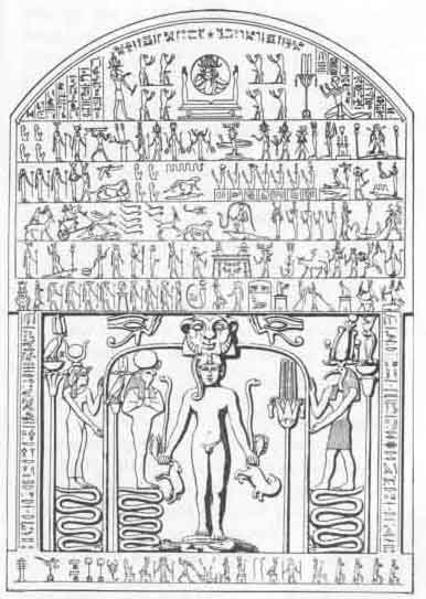 Egyptian Heiroglyphs on magic