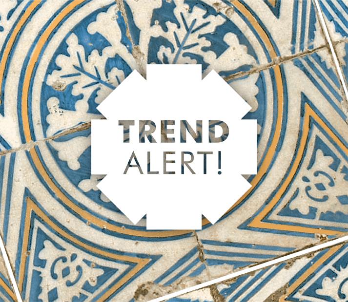Topps Tiles Trend Alert