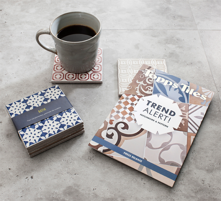 Topps Tiles Press Pack
