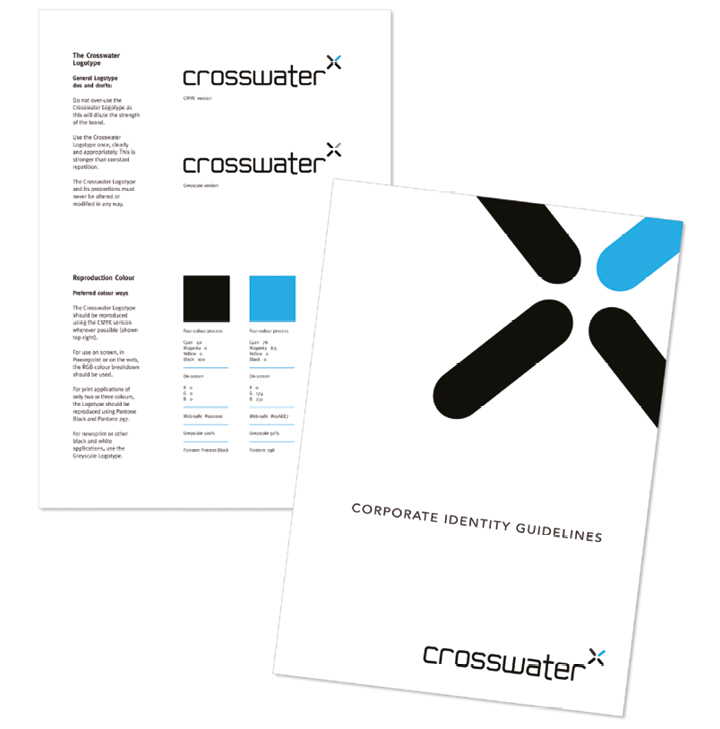 Crosswater Corporate Guidelines