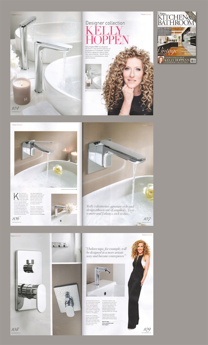 PR Exposure for Kelly Hoppen