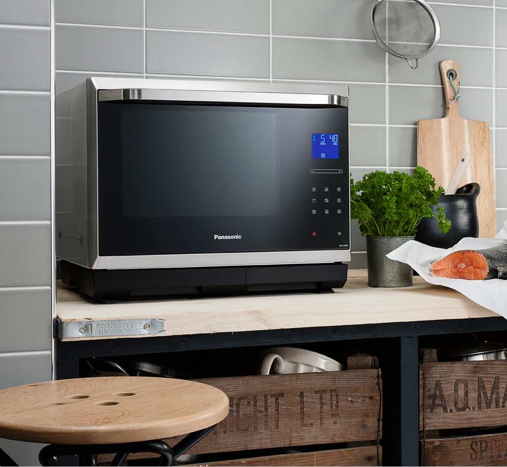 Panasonic Kitchen Appliance Photography