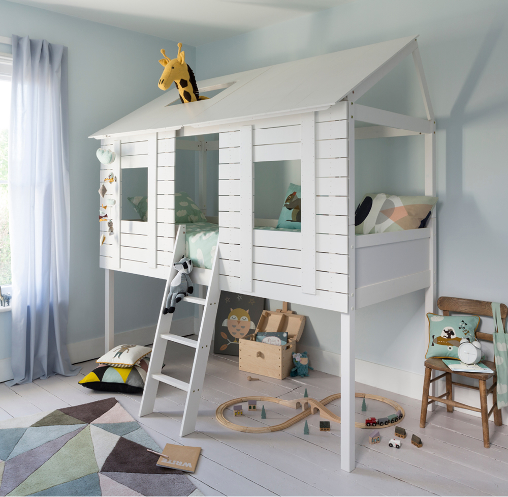 Children's Bedroom Furniture Photography