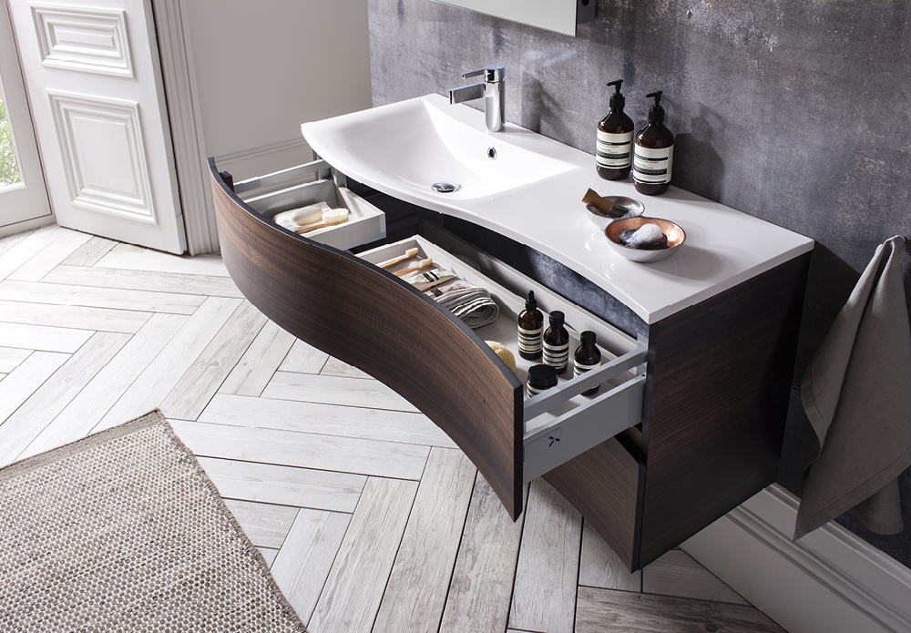 Crosswater Bathroom Furniture Photography