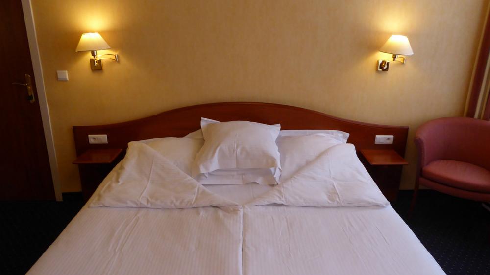 Standard-Zimmer (für 1 oder 2 Personen)  mehr ...