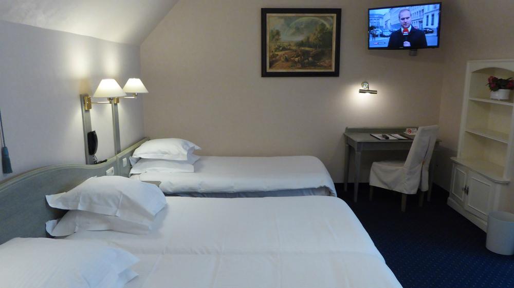 Dreibettzimmer (für 3 Personen)  mehr ...