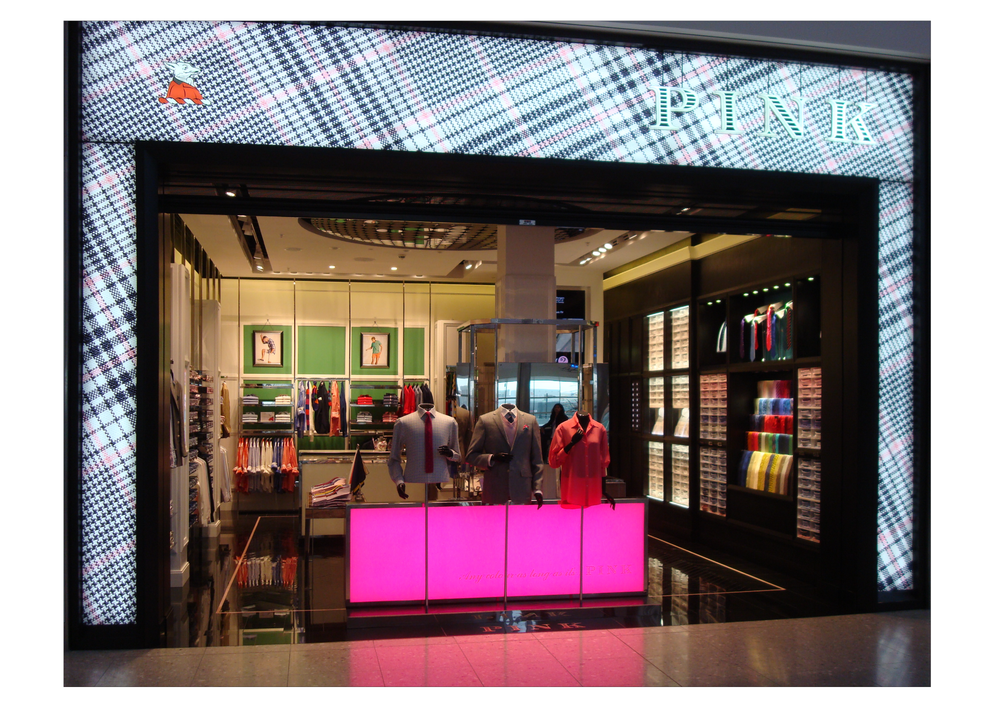 New Store, Thomas Pink