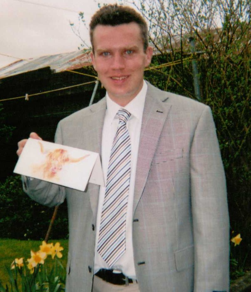 Danny's life has been stolen for 21 years by antidepressants and antipsychotics. He is now sectioned in hospital.