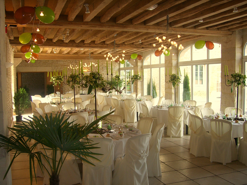 A wedding at Domaine de la Tour