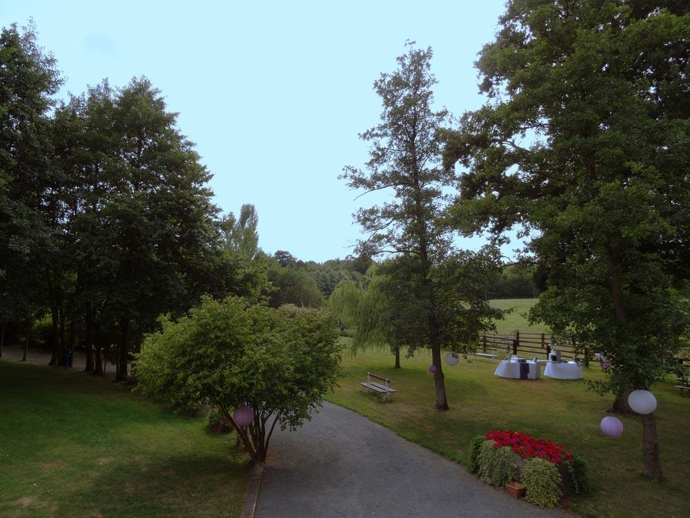Un domaine idyllique à 20 minutes de Caen