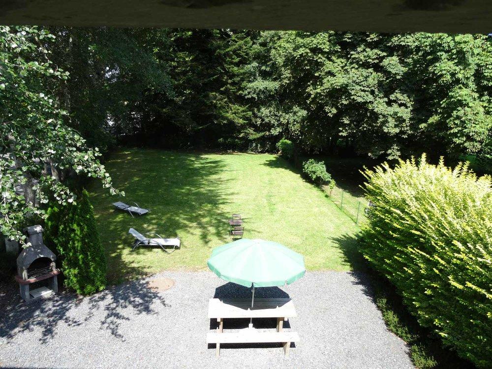 Gîte Marmontel - Le Jardin