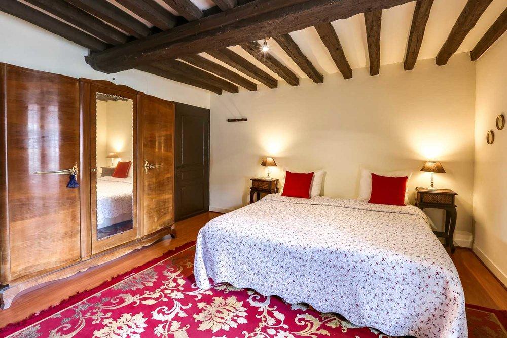 Gîte Marmontel - Une chambre