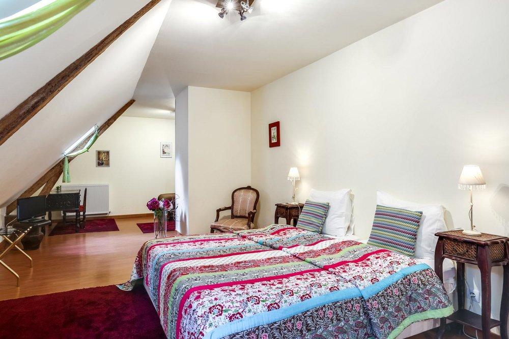 Gîte Marmontel - Chambre Twin