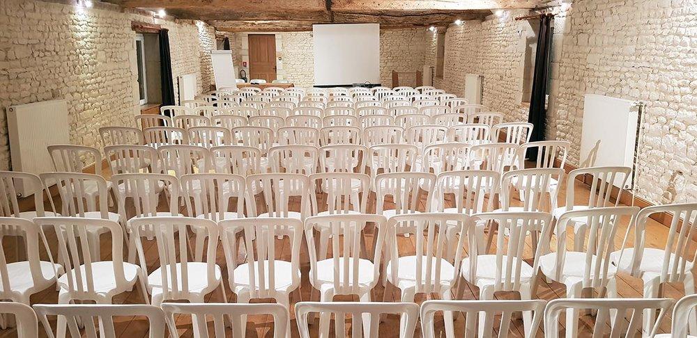 Organisez vos séminaires au Domaine de la Tour