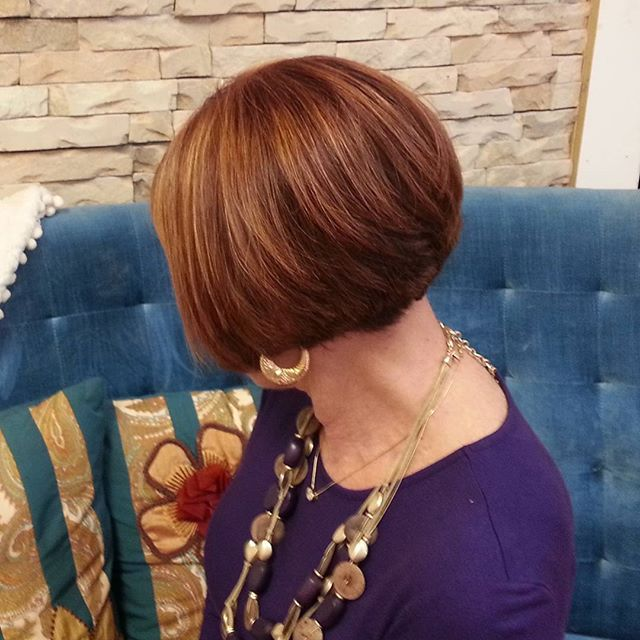 Hair color and cut by me#stylingco #belmar #njhairstylist @stylingco call to make appt. With me 732-280-2511