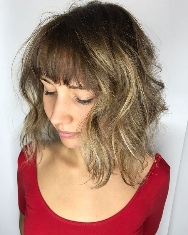 Bronde for fall 🍂✨🍃@stylingco #fallhaircolor #belmar #hairstyles #haircut #lovekevinmurphy