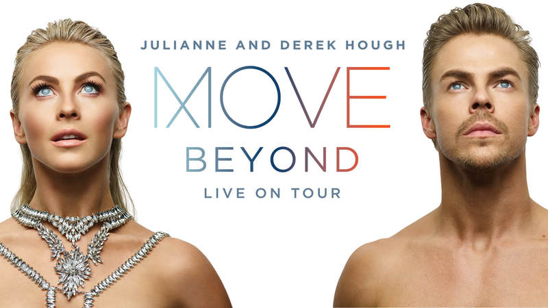 AB	 Alycia Bellows 16 hours ago Julianne & Derek Hough MOVE BEYOND
