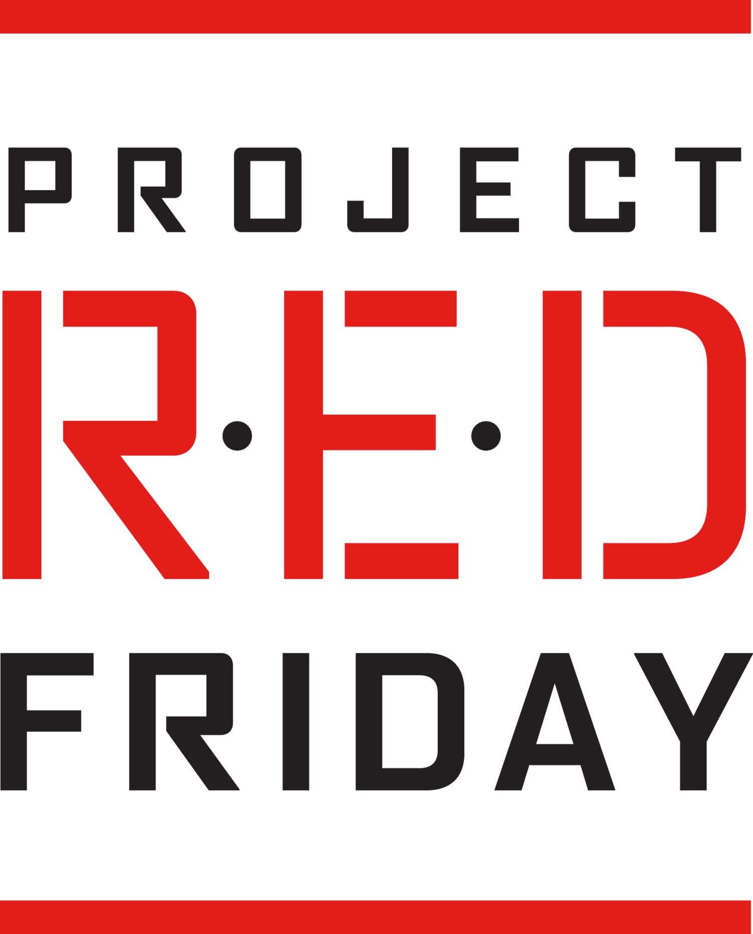 Project RED Friday