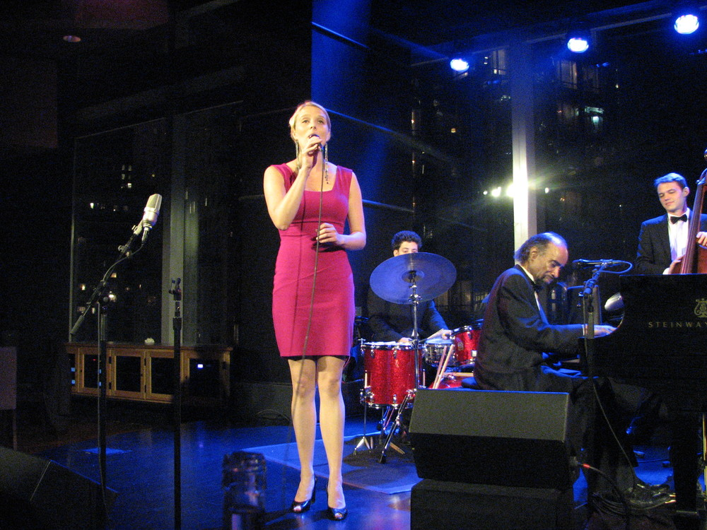 w/ the Johnny O'Neal Trio, Dizzy's NYC