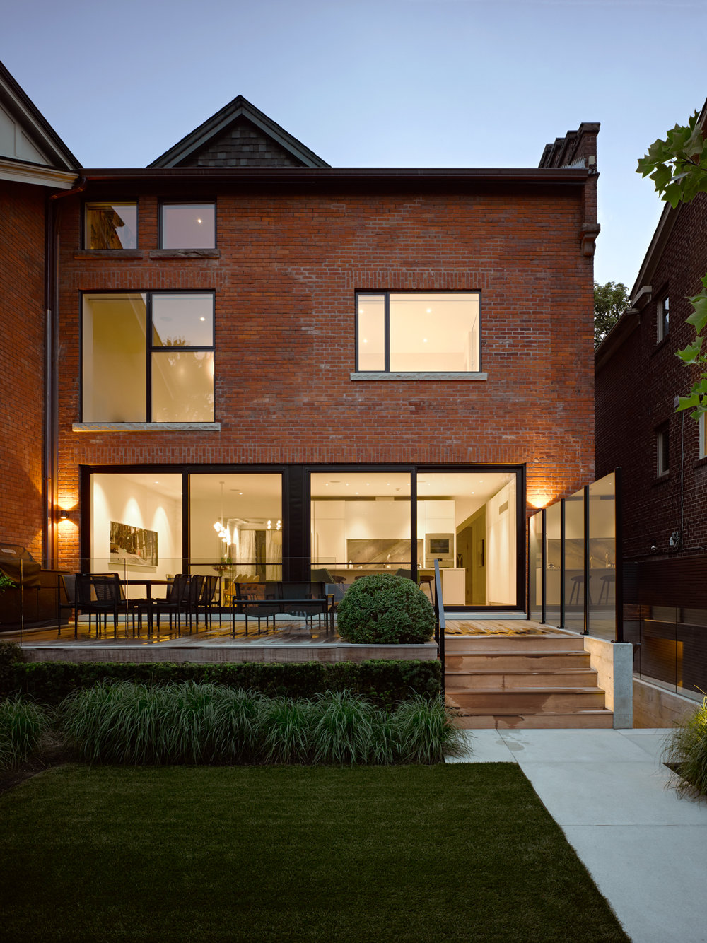 Private Residence #33 by Drew Mandel Architects