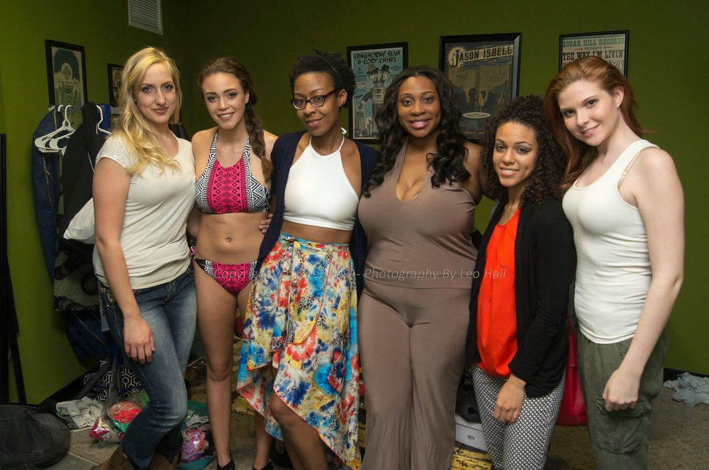 Behind the Scenes: 2016 RAW Fashion Showcase, Nashville, City Winery