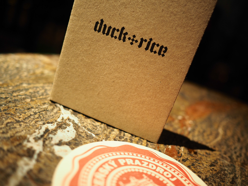 The Duck and rice - Chinese Gastropub