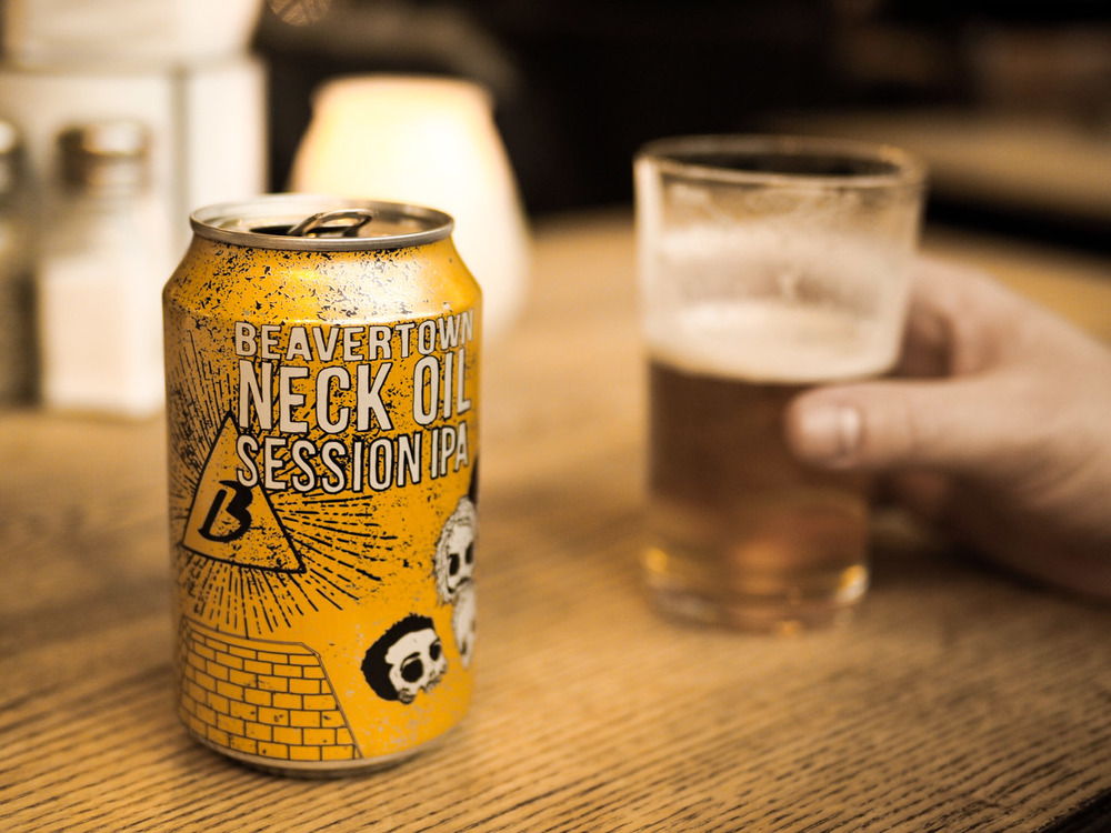 Get your Beavertown Fix at The Dukes Head