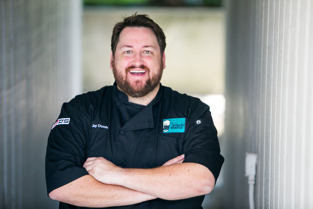 LSU Alumni Magazine - Jay Ducote aka 'Chef Tailgate' Is Devoted to Food