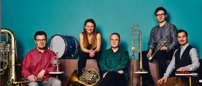 STOCKHOLM CHAMBER BRASS Tom Poulson & Urban Agnas, trumpets Jonas Bylund, trombone Annamia Larsson, horn Sami Al Fakir, tuba