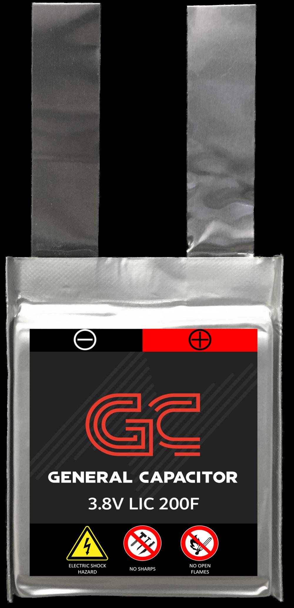 GC 3.8V LIC 200F