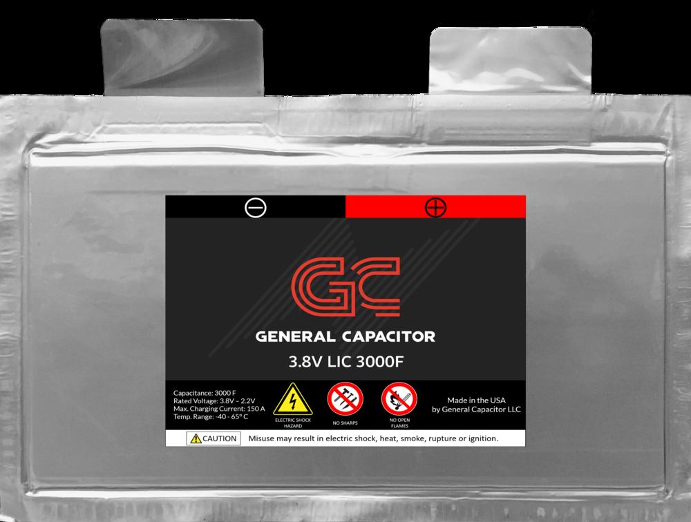 G-CAP LIC3000F