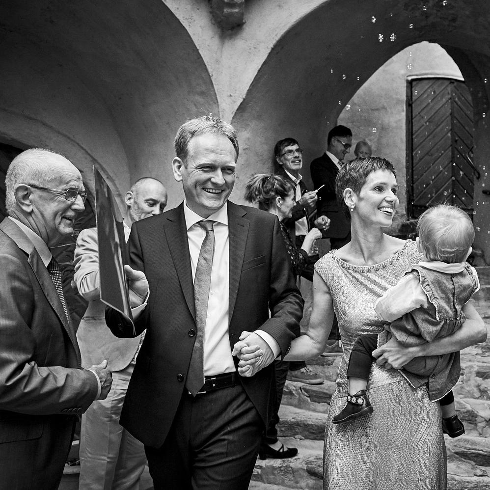 Hochzeit in Dürnstein
