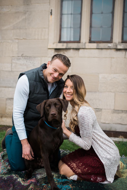 Pittsburgh engagement photographer - Pittsburgh wedding photographer - Hartwood Acres Image 8