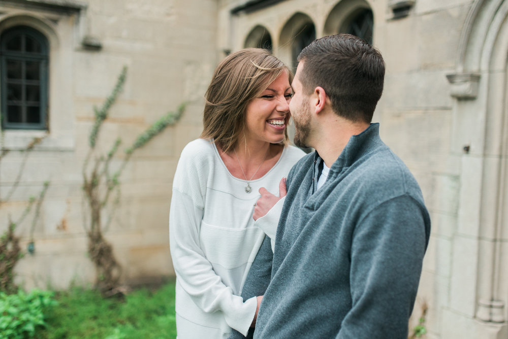 Pittsburgh Wedding Photography | Deena & Adam Engagement Session 1