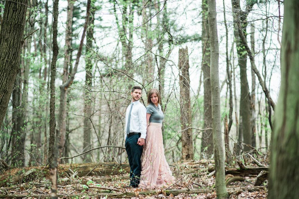 Pittsburgh Wedding Photography | Deena & Adam Engagement Session 26
