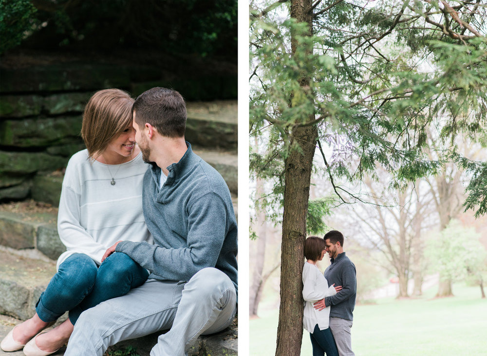 Pittsburgh Wedding Photography | Deena & Adam Engagement Session 30