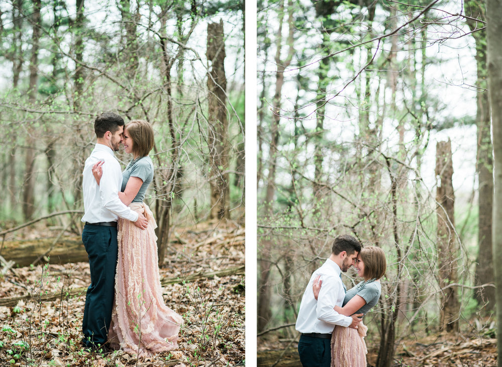 Pittsburgh Wedding Photography | Deena & Adam Engagement Session 36