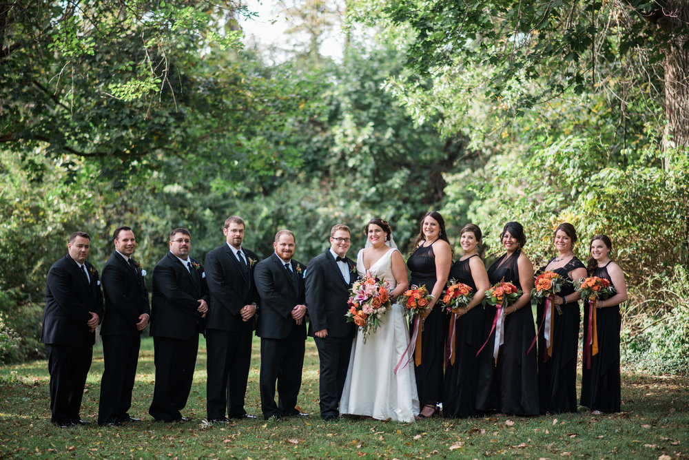 The Boiler Room | Pittsburgh Wedding Photographers | Modern Wedding Photography 23