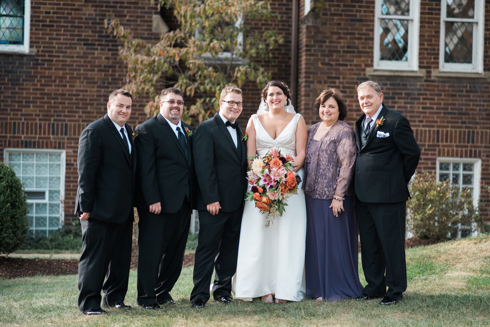 The Boiler Room | Pittsburgh Wedding Photographers | Modern Wedding Photography 15
