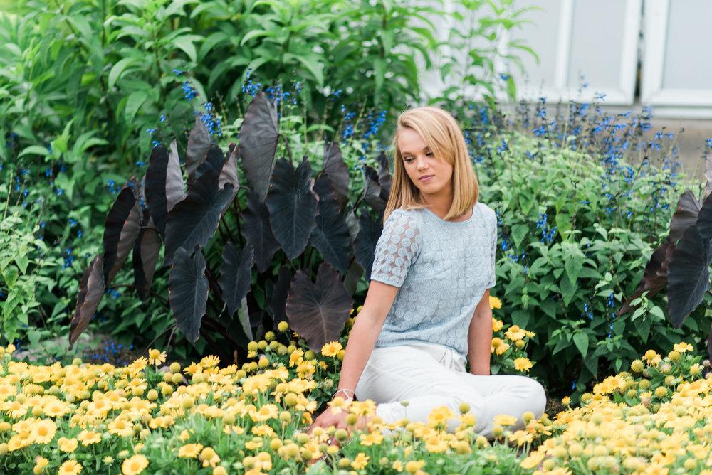 Molly Senior Portraits | North Shore Pittsburgh Senior Pictures 28