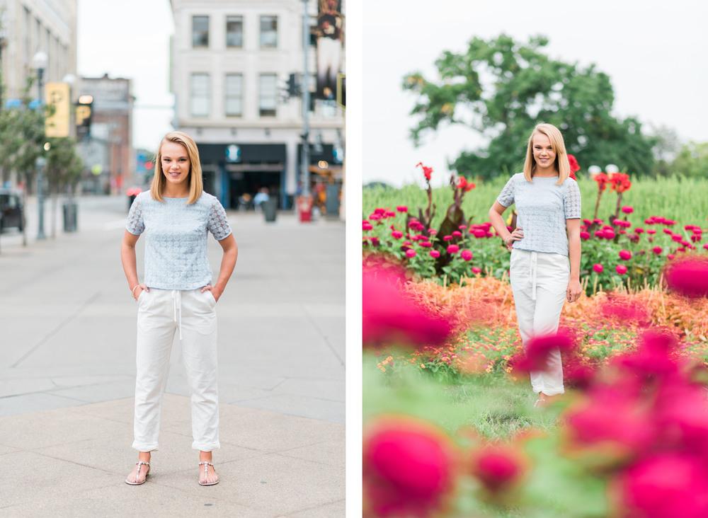Molly Senior Portraits | North Shore Pittsburgh Senior Pictures 22