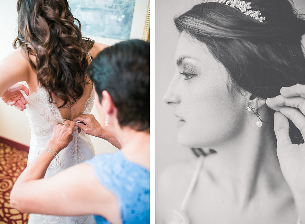 Modern pittsburgh wedding photographers