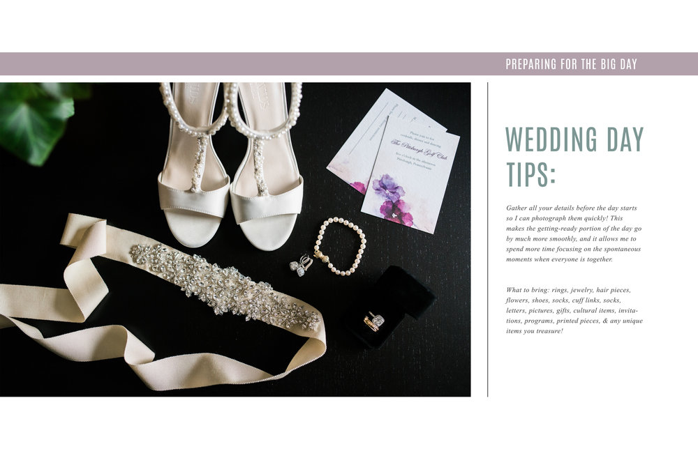 Modern Pittsburgh Wedding Photographers Wedding Guide for Pittsburgh Photographer