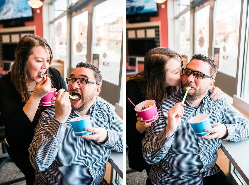 pittsburgh frozen yogurt engagement session 4.jpg