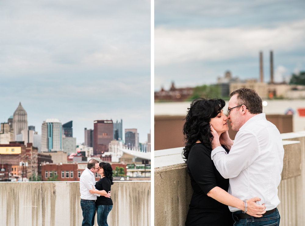 pittsburgh wedding photographers engagement