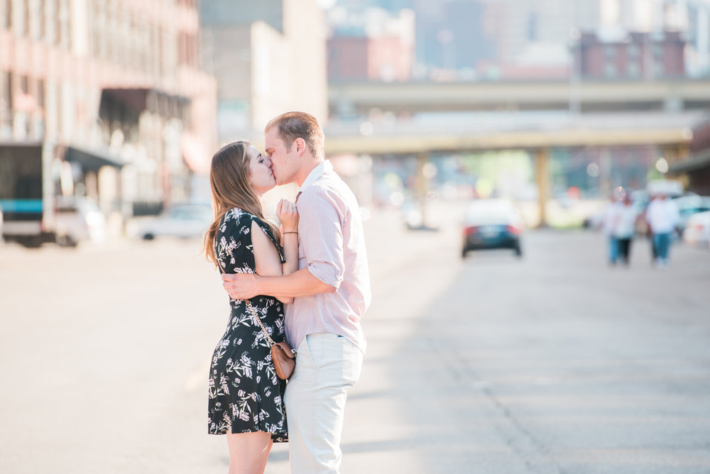 pittsburgh proposal engagement wedding strip district
