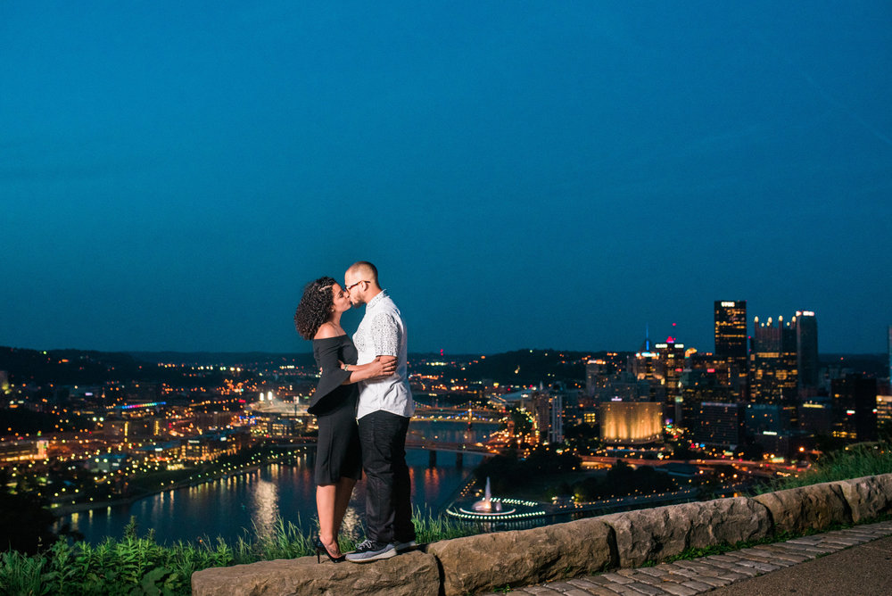 pittsburgh wedding photographers mt washington